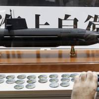 Japan's poor submarine pitch deters Australian industry