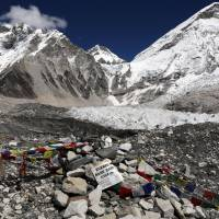 Climber halts bid to conquer Everest after fatal April avalanche