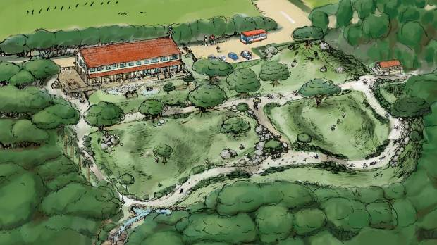Famed animator plans children's nature retreat in Okinawa isle forest