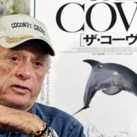 Dolphin activist Richard O'Barry arrested; Taiji fisherman delay first hunt of season
