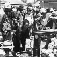 Over 3,000 Okinawans died in U.S. camps at end of war