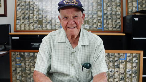 U.S. vet, 93, recalls Sept. 2, 1945, surrender day well, helped wire services spread the news