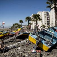 Tsunami of 80 cm strikes Japan after Chile quake; alert lifted