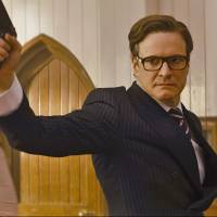 Colin Firth wages war with lower classes in 'Kingsman: The Secret Service'