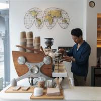 Roasted-on-the-spot coffee from Kyoto is going global
