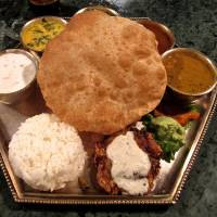 Dharmasagara: Vegetarian curries that will transport you to India's sun-baked streets