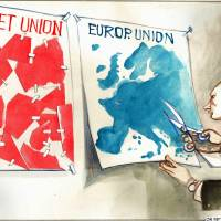 Can a 'Greater Eurasia' help Europe resolve its crises?