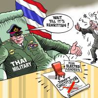 Thai military delivers oppression, not happiness