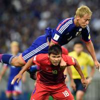 Japan took past lessons to heart in win over Cambodia