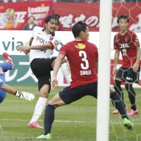 Reds' Koroki delivers winning strike against Antlers