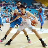 Philippines holds off Japan at FIBA Asia Championship
