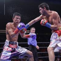 McDonnell beats Kameda to defend bantamweight title