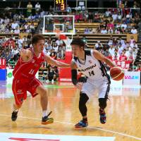 Dream Games provide taste of sport's future in Japan