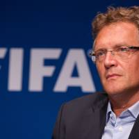 FIFA suspends Valcke over ticket claims