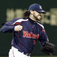 Swallows can see finish line as race for pennant nears end