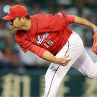 Kuroda dominates in eight shutout innings against Tigers