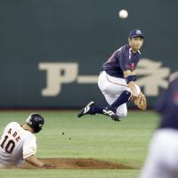 Swallows move within three wins of Central League pennant