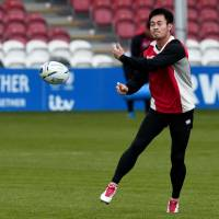 Japan heads into Scotland clash looking to shock world again