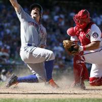 Mets prevail in important matchup against Nationals