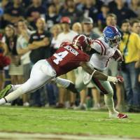 Ole Miss rallies past rival Alabama