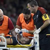 Wales' Halfpenny ruled out of RWC