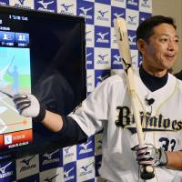 Taguchi hopes to realize dream of managing in U.S.