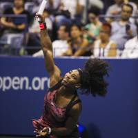 Williams breezes into second round in NYC