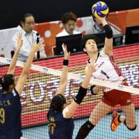 Japan settles for fifth-place finish at FIVB Women's World Cup