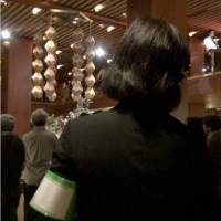 [VIDEO] Closing of Hotel Okura's main building, Aug. 31, 2015