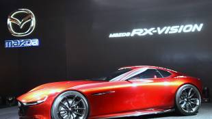Opening day of the 44th Tokyo Motor Show