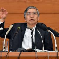BOJ stops short of increasing stimulus as it watches prices