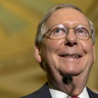 McConnell: TPP contains 'troubling parts'