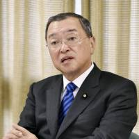 LDP's new tax chief says revenue drop from reduced sales tax rate to be 'short of ¥1 trillion'
