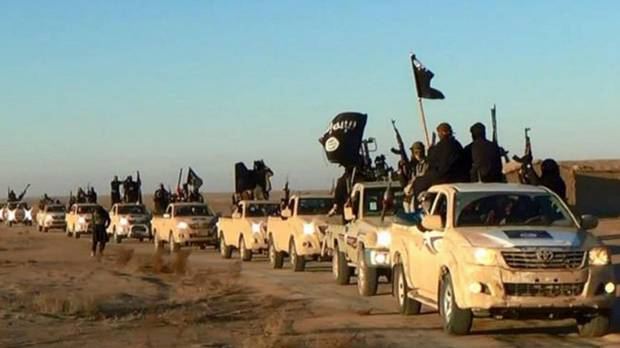 U.S. presses Toyota over how Islamic State got its truck fleet