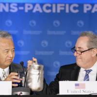 TPP cements U.S.-Japan ties; Congress could undo pact