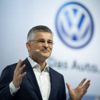 U.S. chief knew VW could be breaking emissions rules 18 months ago