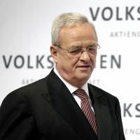Former VW boss Winterkorn quits as head of holding company