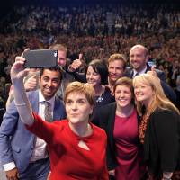 Scotland's SNP vows to fight to keep Britain in EU