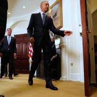 Obama to keep current troop level in 'fragile' Afghanistan, start pullout in his final year