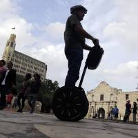 Alamo face-lift looms amid calls for landmark to reflect city's dynamism