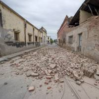 Earthquake in northwest Argentina kills at least one, collapses homes