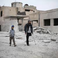 Ally Russia says Assad would warm to elections but only after 'terrorists' are defeated