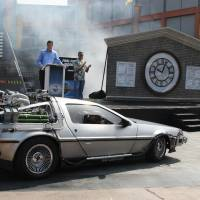 'Back to the Future' reassessed in 2015, year foretold in classic movie