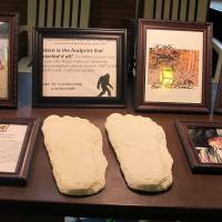 Bigfoot believers exchange stories at New York retreat