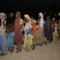 338 Boko Haram captives, mostly women and children, rescued by military in Nigeria forest