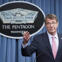 Pentagon chief arrives in Spain to huddle with NATO, vows Kunduz airstrike answers