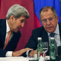 Russian-U.S. rivalry spreads to former Soviet states in Central Asia