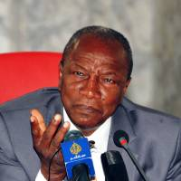 Guinea's president wins second term; opponent vows to protest