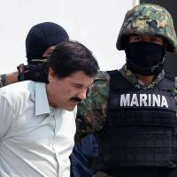 Drug lord Guzman escapes raid