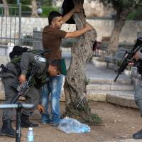 Ban wades into Israeli-Palestinian tempest as tensions flare, solutions elude